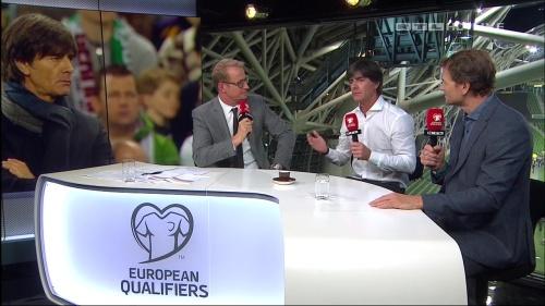 Joachim Löw – post-match show – Ireland v Germany 28