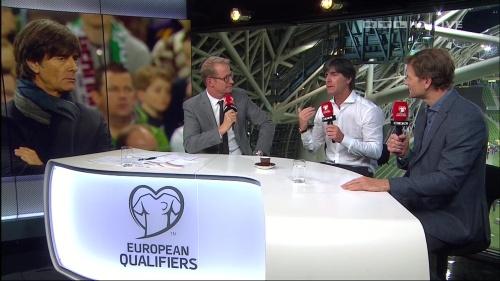 Joachim Löw – post-match show – Ireland v Germany 29