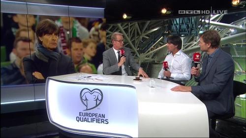 Joachim Löw – post-match show – Ireland v Germany 30