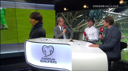 Joachim Löw – post-match show – Ireland v Germany 31