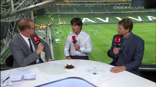 Joachim Löw – post-match show – Ireland v Germany 32