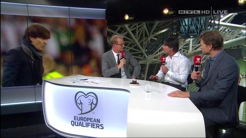 Joachim Löw – post-match show – Ireland v Germany 33