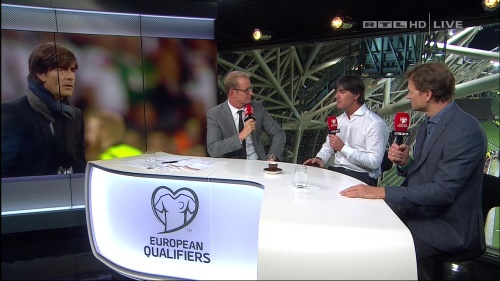 Joachim Löw – post-match show – Ireland v Germany 34