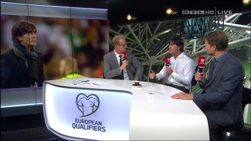 Joachim Löw – post-match show – Ireland v Germany 35