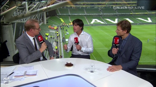 Joachim Löw – post-match show – Ireland v Germany 36