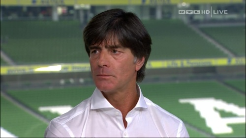 Joachim Löw – post-match show – Ireland v Germany 39