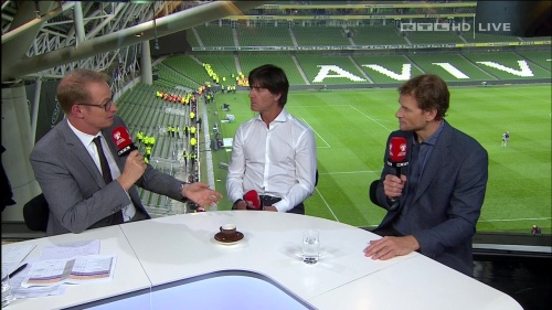 Joachim Löw – post-match show – Ireland v Germany 40