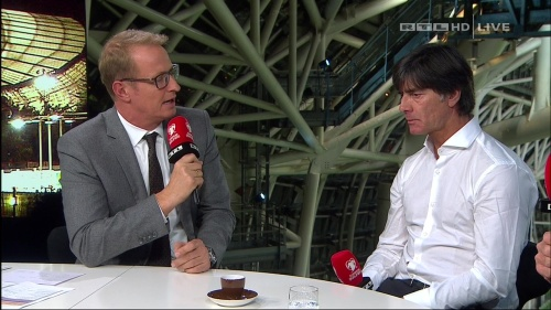 Joachim Löw – post-match show – Ireland v Germany 42