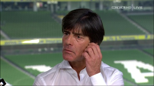 Joachim Löw – post-match show – Ireland v Germany 43