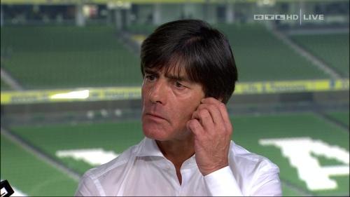 Joachim Löw – post-match show – Ireland v Germany 43