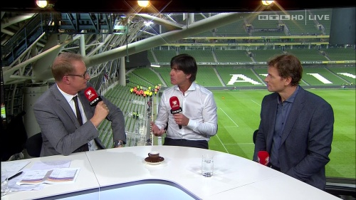 Joachim Löw – post-match show – Ireland v Germany 47