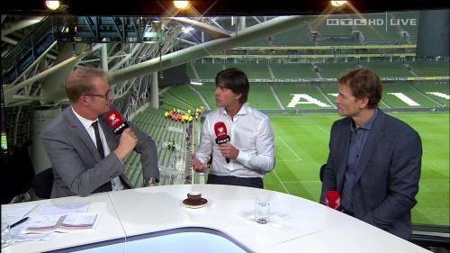 Joachim Löw – post-match show – Ireland v Germany 47