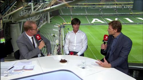 Joachim Löw – post-match show – Ireland v Germany 48