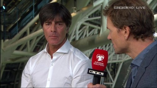 Joachim Löw – post-match show – Ireland v Germany 49