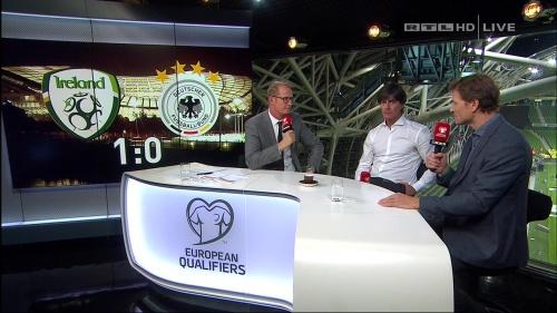Joachim Löw – post-match show – Ireland v Germany 50