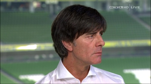 Joachim Löw – post-match show – Ireland v Germany 51