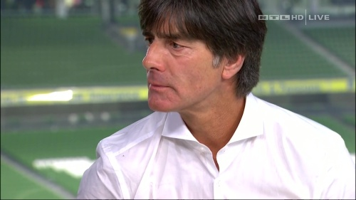 Joachim Löw – post-match show – Ireland v Germany 53