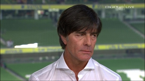 Joachim Löw – post-match show – Ireland v Germany 8