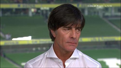 Joachim Löw – post-match show – Ireland v Germany 8