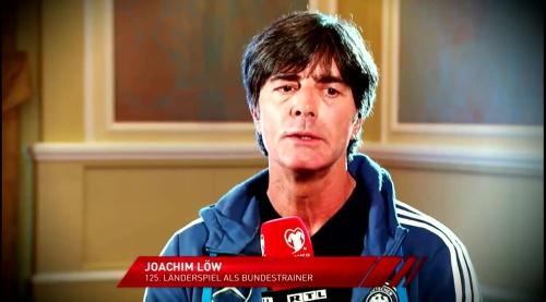 Joachim Löw – pre-match show – Ireland v Germany 2