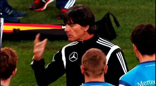 Joachim Löw – pre-match show – Ireland v Germany 5