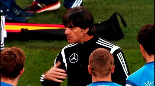 Joachim Löw – pre-match show – Ireland v Germany 6