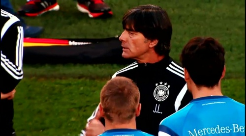 Joachim Löw – pre-match show – Ireland v Germany 7