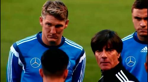 Joachim Löw – pre-match show – Ireland v Germany 8