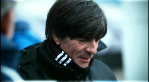 Joachim Löw – training in Leipzig 3