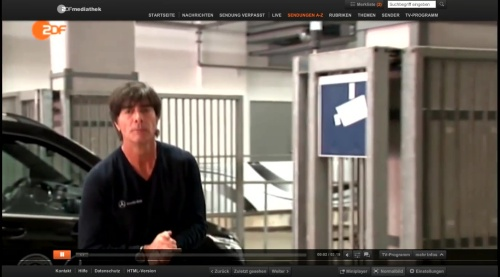 Joachim Löw – ZDF Sportreportage 1