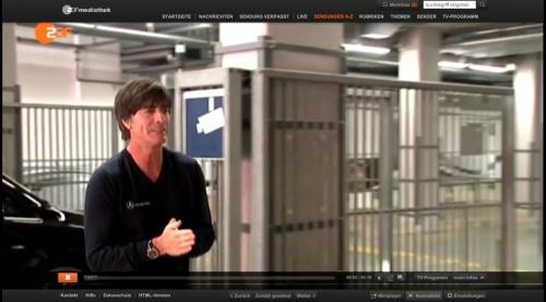 Joachim Löw – ZDF Sportreportage 2