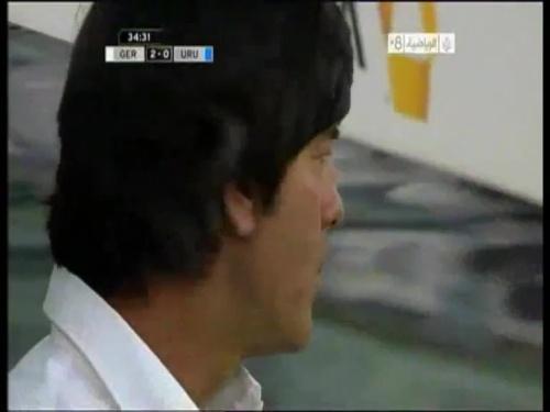Joachim Löw - Germany v Uruguay 16