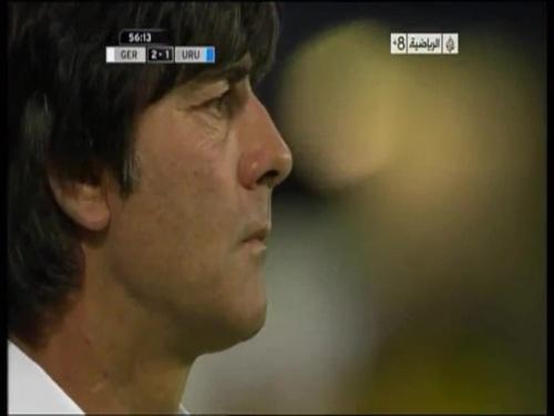 Joachim Löw - Germany v Uruguay 25