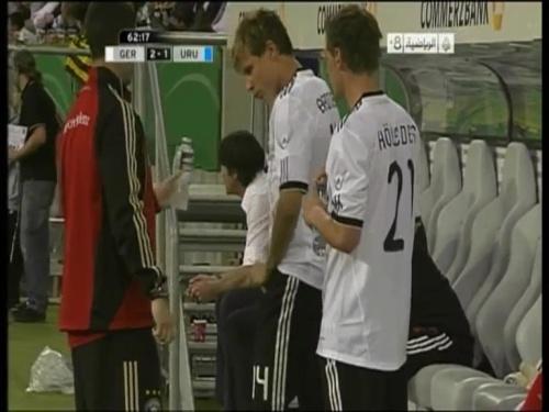 Joachim Löw - Germany v Uruguay 26