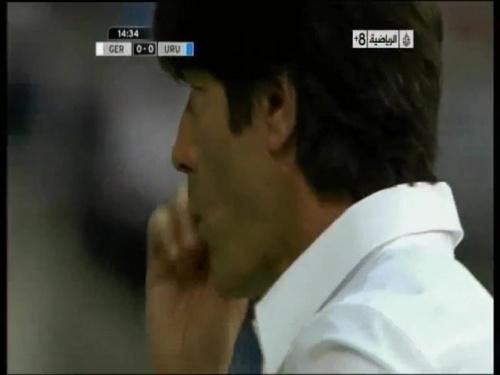 Joachim Löw - Germany v Uruguay 4