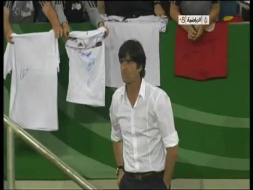 Joachim Löw - Germany v Uruguay 54