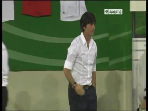 Joachim Löw - Germany v Uruguay 56