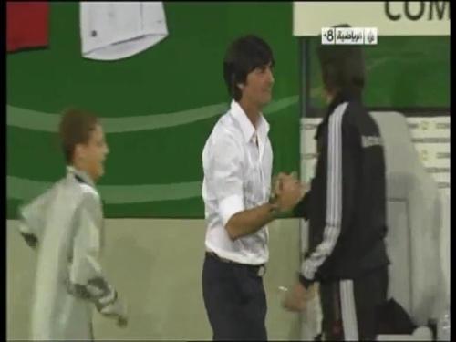 Joachim Löw - Germany v Uruguay 57