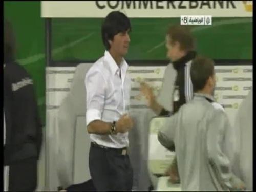 Joachim Löw - Germany v Uruguay 58