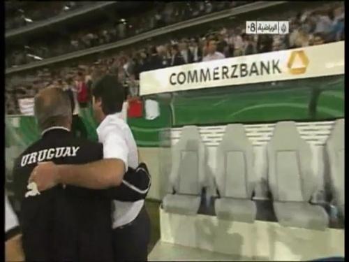 Joachim Löw - Germany v Uruguay 61