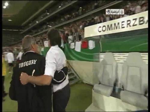 Joachim Löw - Germany v Uruguay 62