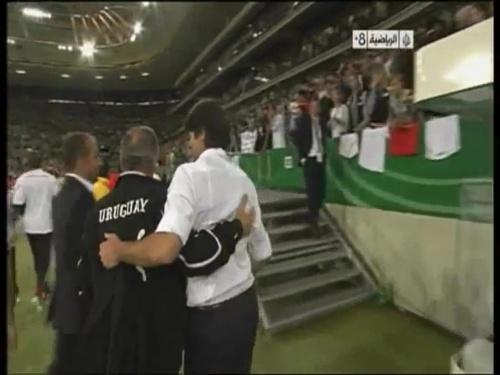 Joachim Löw - Germany v Uruguay 63