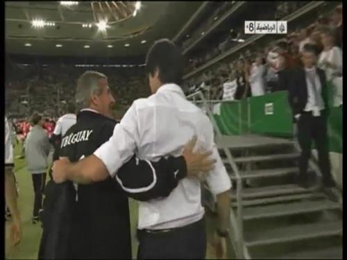 Joachim Löw - Germany v Uruguay 64