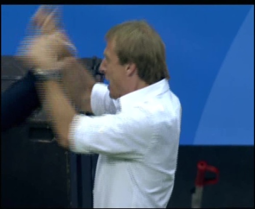 Joachim Löw & Jürgen Klinsmann – Germany v Australia (2005) 16