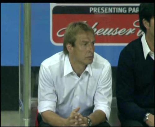 Joachim Löw & Jürgen Klinsmann – Germany v Australia (2005) 25