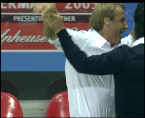 Joachim Löw & Jürgen Klinsmann – Germany v Australia (2005) 27
