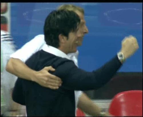 Joachim Löw & Jürgen Klinsmann – Germany v Australia (2005) 28