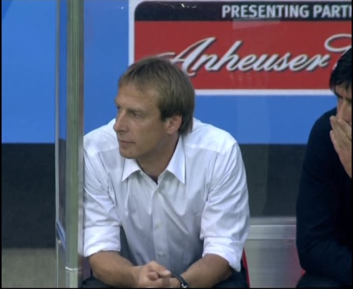 Joachim Löw & Jürgen Klinsmann – Germany v Australia (2005) 6