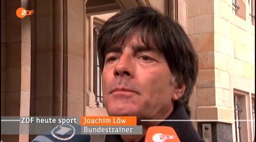Joachim Löw - ZDF Heute 4