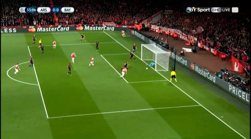 Manuel Neuer - Arsenal v Bayern 12